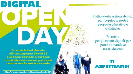 Open-day virtuale